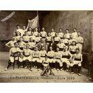 la Fraternelle à Voiron Juin 1899