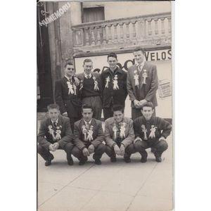conscrits de la Buisse en 1959