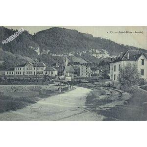 1163 Saint-béron (Savoie)