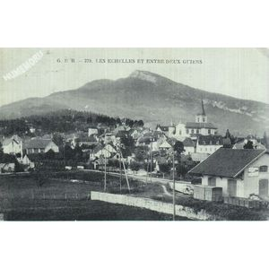 G.E.B. 279 les Echelles et Entre Deux Guiers