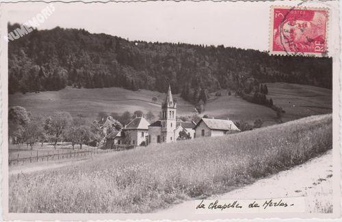 la Chapelle de Merlas cp