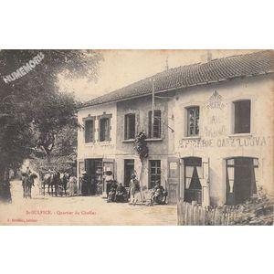 St-Sulpice Quartier du Chollaz