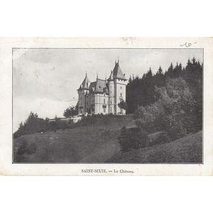 Saint-Sixte le Château