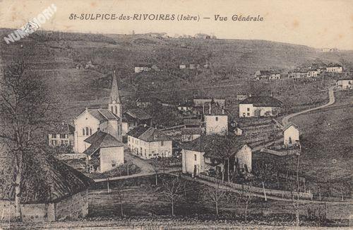 Saint Sulpice des Rivoires