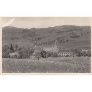 St Sulpice-des-Rivoires (Isère)  Vue générale