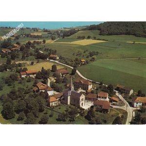I. 817 Saint Sulpice des Rivoires (Isère) vue générale