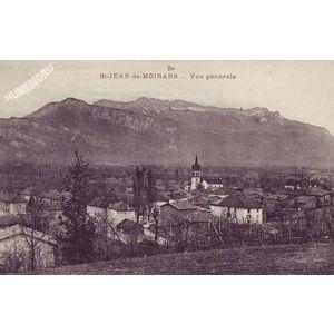 St-Jean-de-Moirans vue générale