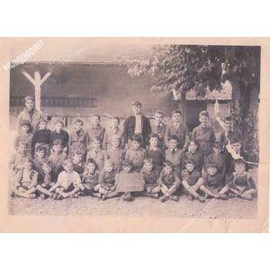 Saint Jean de Moirans : école en 1952