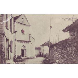002 St-Jean-de-Moirans rue de l'Eglise
