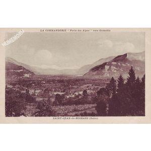 """La Commanderie """"Porte de Alpes"""" vers Grenoble Saint-Jean-de-Moirans (Isère)"""