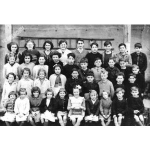 charancieu école en 1952