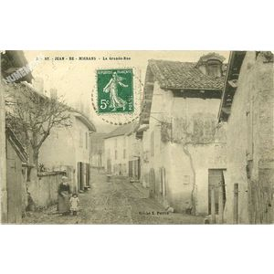 003 St-Jean-de-Moirans la Grande-Rue