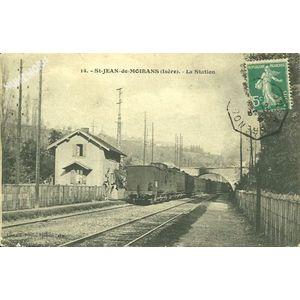 014 St-Jean-de-Moirans (Isère) la Station