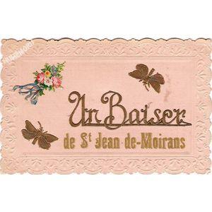 un baiser de St-Jean-de-Moirans