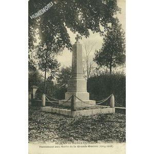 St-Jean-de-Moirans (Isère) Monument aux Morts de la Grande Guerre (1914 1918)