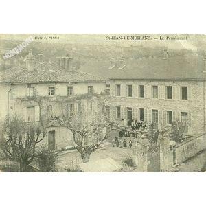 St-Jean-de-Moirans le Pensionnat