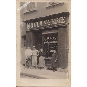 Voiron : boulangerie Gonon rue des 4 chemins
