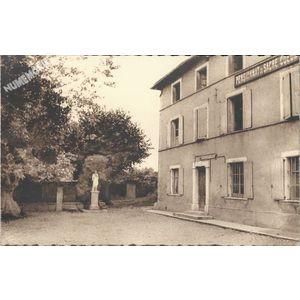 3054 Pensionnat du Sacré-Coeur Saint-Jean-de-Moirans (Isère)