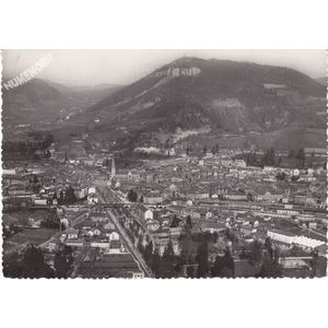 21032 Voiron-Chartreuse (Isère) et la colline de Vouise
