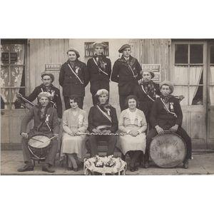 conscrits de la Batie-divisin en 1932