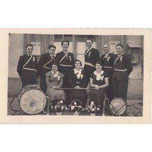 conscrits de la Batie-divisin en 1938