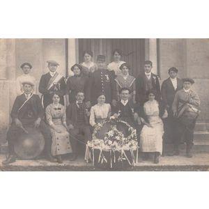 conscrits de la Batie-divisin avant 1914