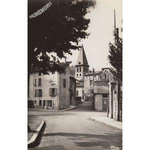 Tullins (Isère) 150 l'église