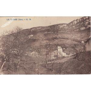 la Buisse (Isère) G.B.