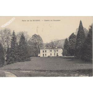 parc de la Buisse comte de Galbert