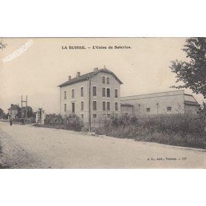 JG 177 le Buisse l'usine de soieries
