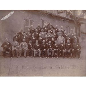 la Buisse conscrits de 1895