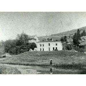 PP chateau moulin av1914 ADGB