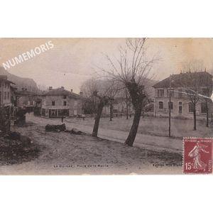 La Buisse 1918