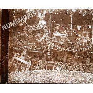PV 9484 pyramide de 1918 BBC