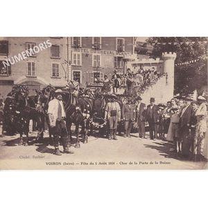 cavalcade du 5 aout 1934  DEV