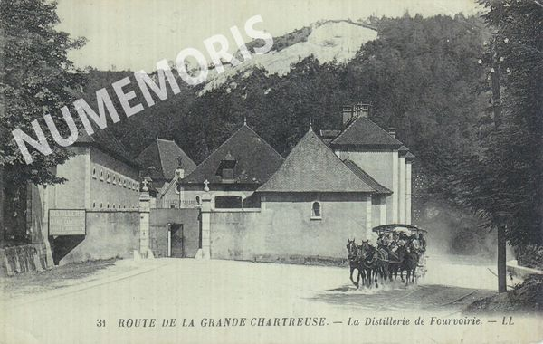 Fourvoirie distillerie