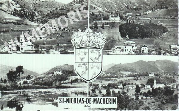 St Nicolas multicartes recto