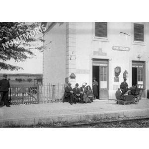gare de Puy Ricard