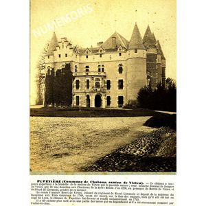 château de Pupetie?re