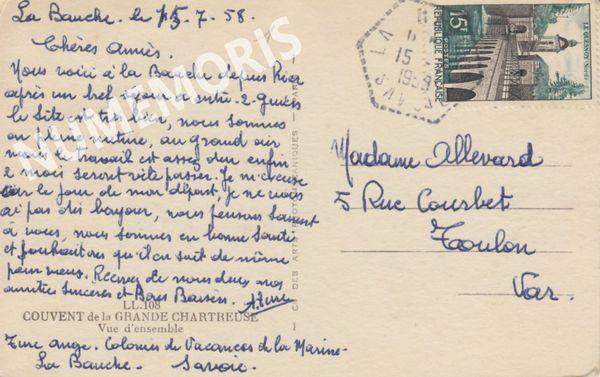 grandeChartreuse 108 LL color 1958 AMM v