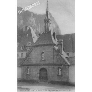 entrée du monastère