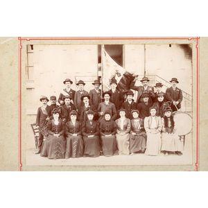 TULLINS   Classe 1908