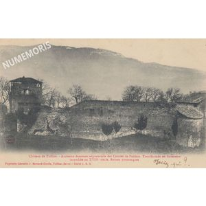 517 chateau feodal guelle 1904 MPT