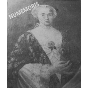 Marie Antoinette de Chaumont Quitry comtesse de barral 1719 1787