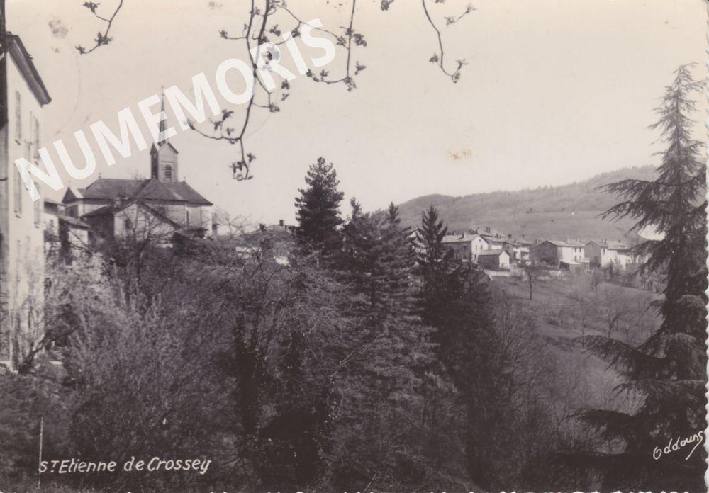 St Etienne de Crossey vues générales