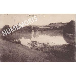 Saint Sixte lac Cholat 1933 GBSA