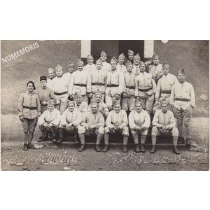 regiment de Joseph Buisson