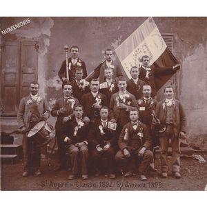 St Aupre classe 1897