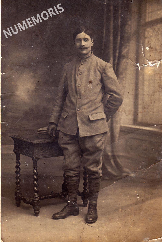 Voiron pp 1914-18