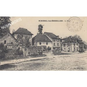 Miribel JG145 la place 1912